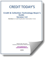 Version 3 of Credit & Collection Technology Guide Launched