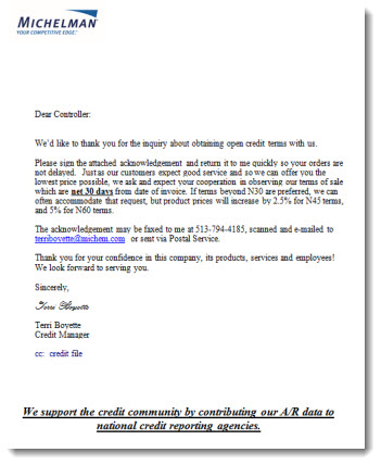 20 beautiful sales agreement letter sample images complete letter common sense credit management with a big boost from credit common sense credit management with a big boost from credit from sales agreement letter sample spiritdancerdesigns Images